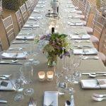 Gallery: West Sussex June 2011 - Linen Hire - chair cover Hire Tablecloths Napkins Table Linen
