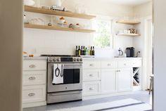 Samantha's Light, Bright Kitchen Remodel — Kitchen Tour | The Kitchn