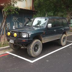 Post your Mitsubishi Pajero Pics - Expedition Portal