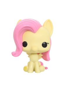 My Little Pony Pop! Fluttershy Vinyl Figure   Hot Topic