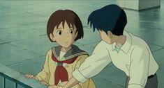 Whisper of the Heart Screencap and Image Studio Ghibli Art, Studio Ghibli Movies, Hayao Miyazaki, Film Animation Japonais, Nausicaa, Japon Illustration, Film D'animation, Anime Scenery Wallpaper, Cute Cartoon Wallpapers