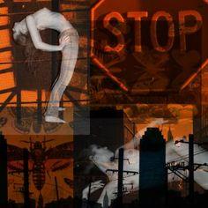 "Saatchi Art Artist Misha Dontsov; Photography, """"New York"" Monotype"" #art"