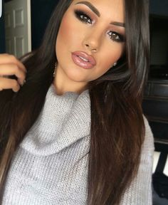 Anastasia Beverly... love this makeup look