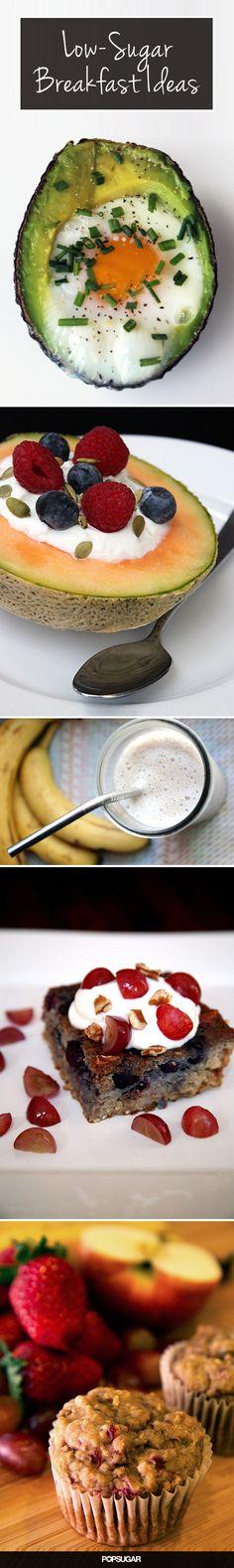 Skip the Scone! Low-Sugar Breakfast Ideas With Under 30 Grams