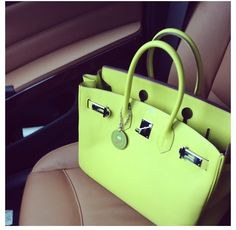 #bag Hermes Birkin  Love this! Will never get it, lol!