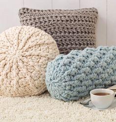 Inspire-se com tutoriais encantadores e acessíveis até para quem está começando no crochê e se arrisque nessa técnica para deixar sua casa mais charmosa!
