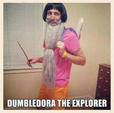 D-D-D-D-D-Dumbledora the Exploraaaa