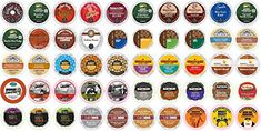 Kcup for Keurig Brewers Regular  Flavored Coffee Variety Pack 50count >>> This is an Amazon Associate's Pin. Detailed information can be found on Amazon website by clicking the VISIT button