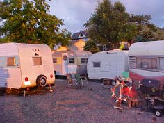 Nancy's Vintage Trailers