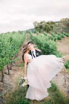 When we spotted these lush English garden vibes in a Silicon Valley wedding shot by This Love of Yours Photography, we knew we were in for a treat. Kelly + Todd have a story as charming as their wedding style -- 7 ½ years in the making! So it's no wonder their day was overflowing with personal details in this intimate celebration. #blushwedding #englishgarden #gardenwedding #vineyard #winery Wedding Photography Packages, Wedding Photography Poses, Wedding Portraits, Wedding Photos, Wedding Stuff, Vineyard Wedding Venues, Luxury Wedding Venues, Outdoor Wedding Inspiration, Wedding Ideas