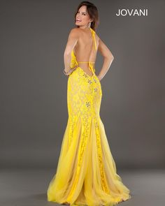 Jovani Prom Dress #73125 available from Bedazzled Bridal and Formal