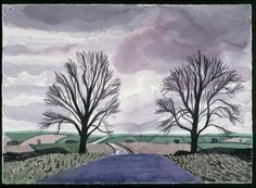 Two Trees, East Yorkshire, 2004