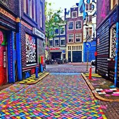 Art in Amsterdam