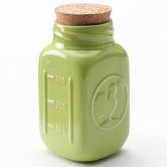 Food Network Decorative Mason Jar