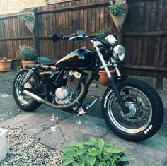 Suzuki Gz125 Marauder Custom Built Bobber 125cc Learner Legal