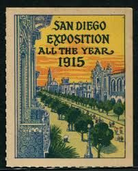 Image result for san diego poster stamps