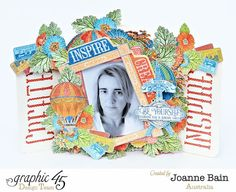 Thus is how I chose to embellish mine. Lots of fussy cut details from the gorgeous Graphic 45 Worlds Fair collection. Graphic 45, Art Projects, Projects To Try, World's Fair, Scrapbook Pages, Scrapbooking, Altered Art, Paper Crafts, Tags