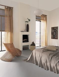 Suite parentale on pinterest bedhead golf and coins - Deco chambre parentale ...