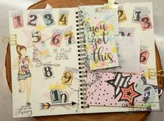 Tracking my progress in a fitness journal Unity Stamps, Fitness Journal, Planners, Track, Projects, Blog, Log Projects, Runway, Truck