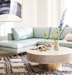 Edlyn Sectional Sofa #Anthrohome