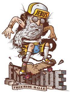 Jebus es un loquillo