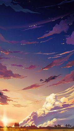 Anime background Stock Videos, Royalty Free...   Depositphotos