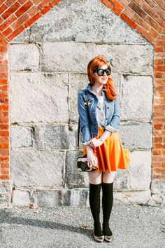 The Clothes Horse: Outfit: Kisses Sweeter Than Wine