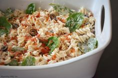 Top Dishes to Take to a Cookout: Pancetta Ranch Pasta Salad