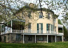 Lemon Hill Mansion in Fairmount Park, Philadelphia