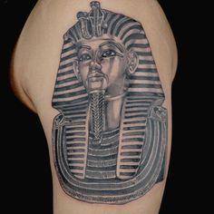 Check out this high res photo of Big Ceeze's tattoo from the Egyptian episode of Ink Master on Spike.com.