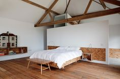 OSB 1 | An Old Barn Gets New Life As A Modernist Hideaway | Co.Design: business + innovation + design