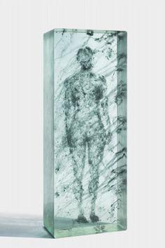 Dustin Yellin's Psychogeographies - Artists Inspire Artists