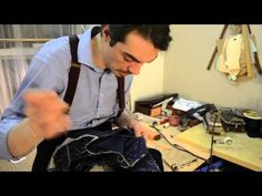 ▶ Tha Making of a Coat #19 Attaching the Sleeves - YouTube