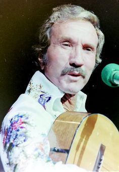 Marty Robbins  So many memories from listening to my parents play his music.  Love his voice!
