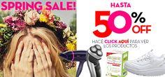 Vanesa Make up Artist: Spring Sale! Hasta 50% OFF en los productos que má...