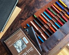 Custom Sketchbook Cover, Leather Sketch Journal, Custom Leather Journals, Drawing Sketchbook, Sketchbook for Art Leather Sketchbook, Sketchbook Cover, Travel Sketchbook, Sketchbook Drawings, Custom Journals, Custom Binders, Art Journals, Moleskine, Leather Bound Journal