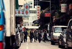 #VAMPS #HYDE #KAZ [Music video shooting in Hong Kong]