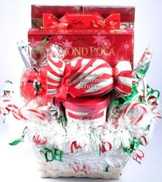Wonderfull Gift Basket, Pileup Tasty Treats « Delay Presents