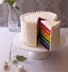 Gâteau à étages - Ôdélices : Recettes de cuisine faciles et originales !