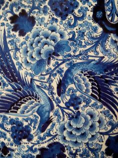 delft china patterns - Google Search