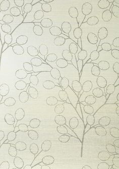 MONEY TREE, Pearl, T83013, Collection Natural Resource 2 from Thibaut