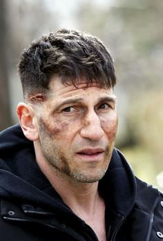 Jon Bernthal . I don't know why I find Frank Castle so attractive like this!
