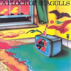 I just used Shazam to discover Space Age Love Song by A Flock Of Seagulls. http://shz.am/t316836