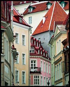 Nothing like home-Tallinn, Estonia #COLOURFULESTONIA #VISITESTONIA
