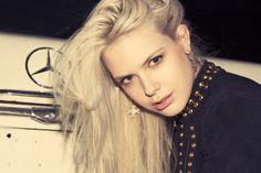 Rachel Ruff photographed by Jesse Koska #studded