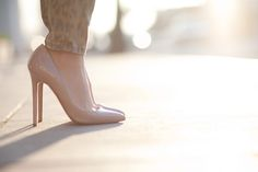 Christian Louboutin Pigalles. Love