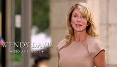 Filibuster Hero Wendy Davis Attacked For Being Just Too Damn Hot | Mediaite.    I guess they really got her there. How dare she be an attractive woman and also a legislator.