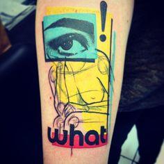 Cavan Infante #tattoofriday