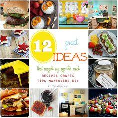 I'm Lovin' It Wrap Up: Great Ideas that Caught My Eye