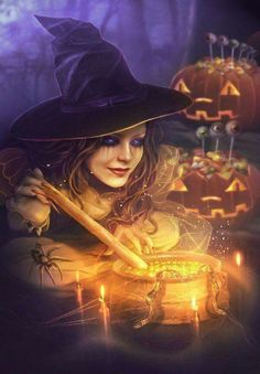 Witch...By Artist Unknown...